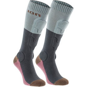 ION BD 2.0 Chaussettes de protection, thunder grey
